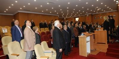 Etimesgut Belediye Meclisi Şehitlerimizi Unutmadı